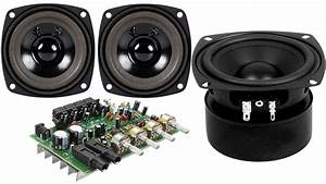 How To Make Home Subwoofer Amplifier  2 1 Channel