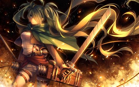 Anime Vire Wallpaper - warrior anime attack of the wallpapers