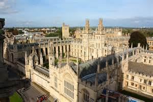 Trinity College Oxford University