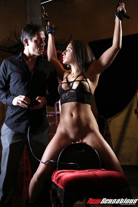 Tied Up Sexy Girl Rides Sybian 2 ⋆ Most Sexy Porn