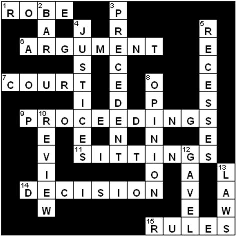 supreme court crossword answer key games surfnetkids