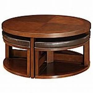 coffee table round coffee table with seats underneath With coffee table with seats underneath