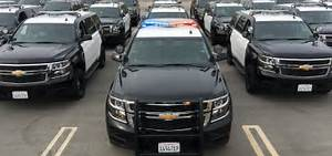 Chevrolet Starts Delivering 2015 Tahoe PPVs to Police Agencies