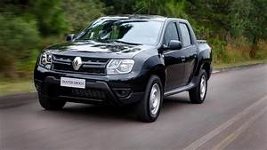 Renault Duster Oroch Express 2018