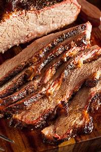 Beef Brisket With Homemade Barbecue Sauce Recipe With