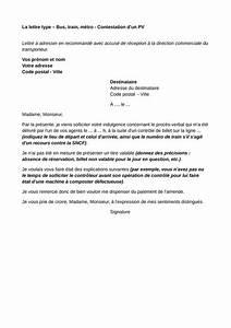 Lettre Pour Contester Une Amende : bus train m tro contestation d 39 un pv lettre type ufc que choisir ~ Medecine-chirurgie-esthetiques.com Avis de Voitures