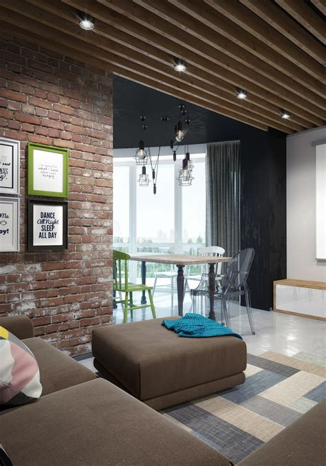 canapé loft but three creative lofts fit for stylish artists