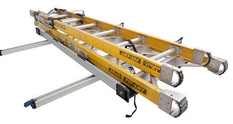 ladder rack for multi slide ladder rack 1 5m ms15 680 rhino rack