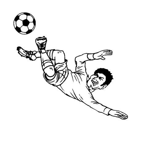 Voetbal Kleurplaat by Leuk Voor Sport Voetbal Kleurplaten