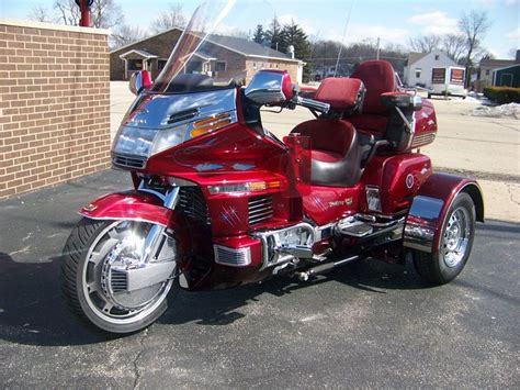 Honda Goldwing Trikes
