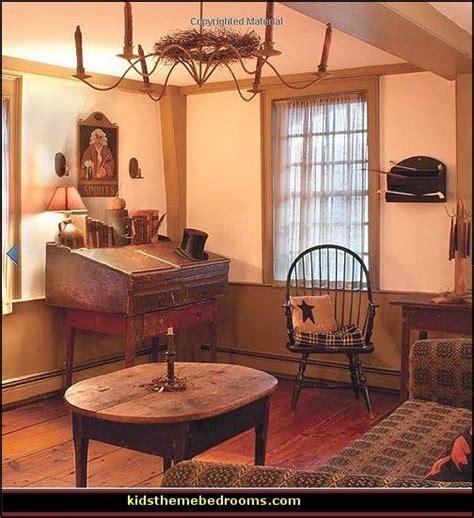 primitive americana decorating style folk art
