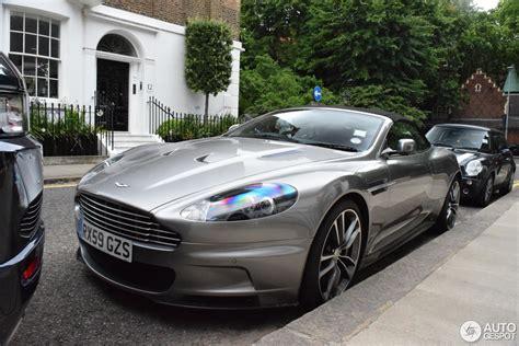 Aston Martin Dbs Volante Aston Martin Dbs Volante 30 August 2017 Autogespot