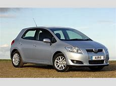 Toyota Auris 2007 Carzone Used Car Buying Guides