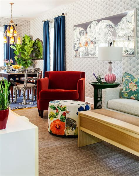 top interior decorating trends  spring