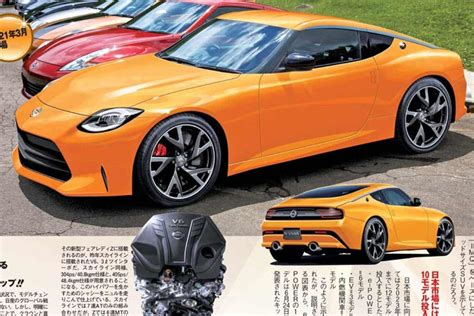Nissan 400Z Delayed Until 2023 As New Images Emerge | CarBuzz