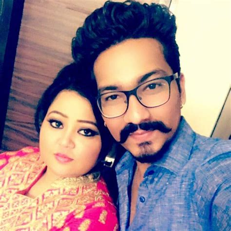 BHARTI SINGH GETTING ENGAGED WITH BEAU HARSH BY JANUARY ...