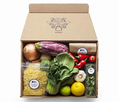 Apron Foods Whole Delivery Grocery Box Chops