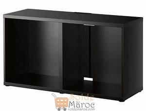 Meubles Soldes Ikea : soldes ikea maroc meuble tv best noir brun 799dhs ~ Melissatoandfro.com Idées de Décoration