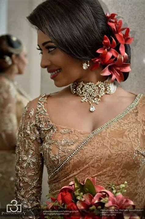 popular south indian bridal hairstyles  engagement