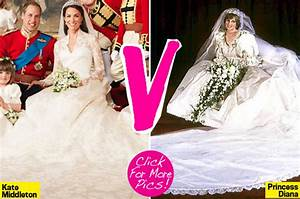 Kate Middleton V. Princess Diana — Who Looked More ...