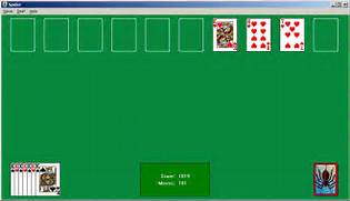 microsoft game spider solitaire free download