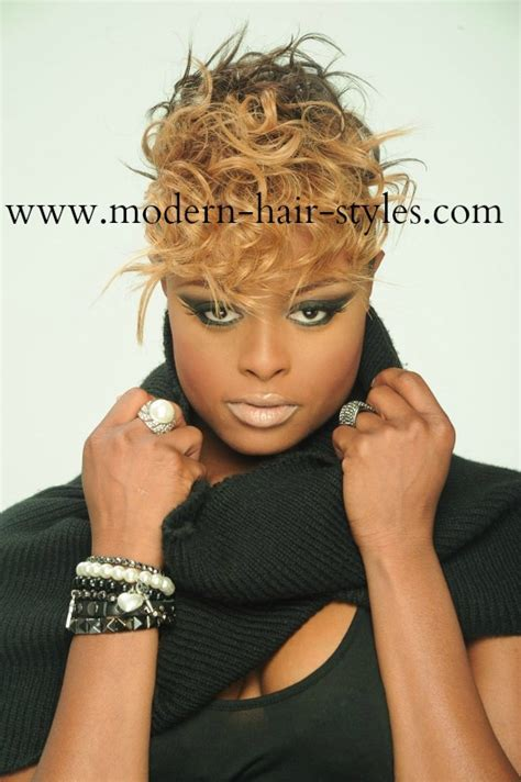 Black Short Hairstyles, Pixies, Quick Weaves, Texturizers