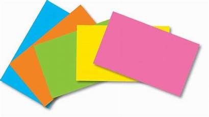 Clipart Card Clip Cards Manila Cliparts Blank