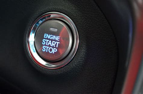 Keyless Ignition Free Stock Photo