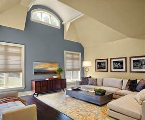 Paint color ideas for living room accent wall for Painting colors for living room walls