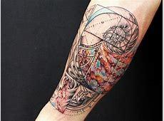 710a97437ab Abstract Art Tattoo Designs | squash-onderhoud.info