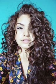 Dark Brown Curly Hair Tumblr