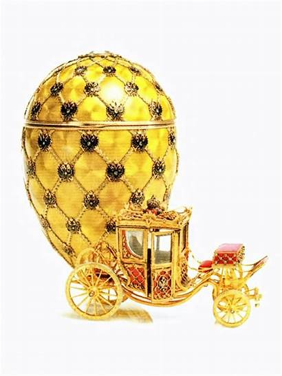Faberge Eggs Fifteen Easter Magnificent Lost Exhibition
