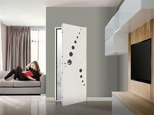 Porte Blindée Maison : quel mod le de porte blind e choisir ~ Premium-room.com Idées de Décoration