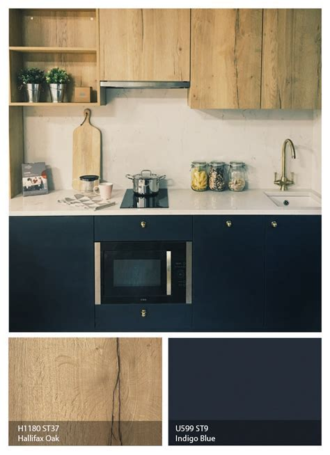 Pin by EGGER on EGGER Kitchens   Pinterest   Indigo blue