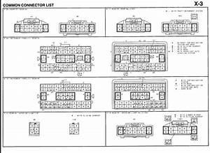 2004 Mazda 3 Stereo Wiring Diagram - Database
