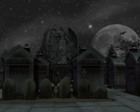 cemetery background stock  mysticmorning  deviantart