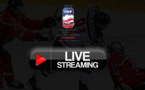 iihf world championship  stream ice