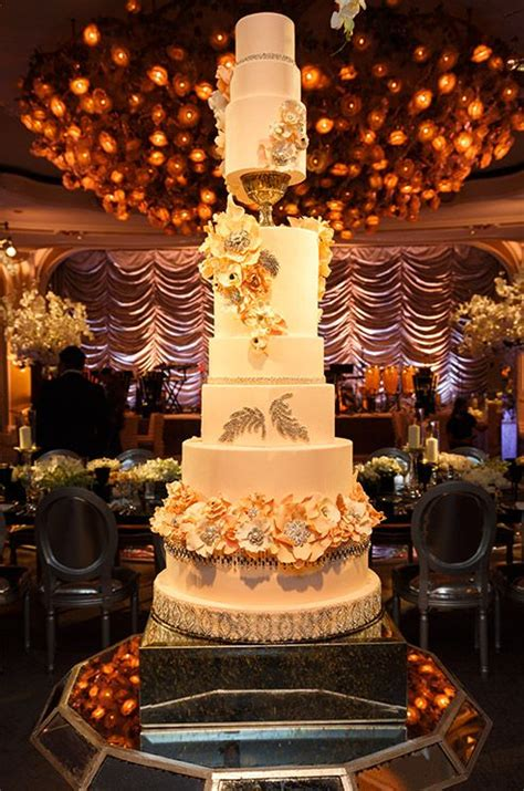 top   beautiful huge wedding cakes deer pearl flowers