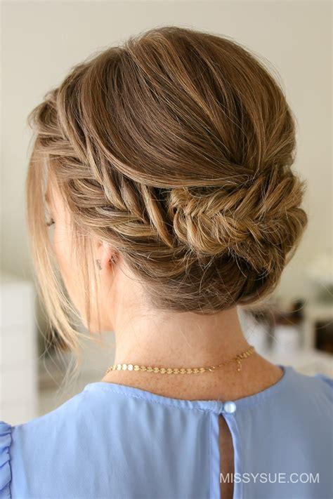 pretty summer hairstyles  long hair easy braided