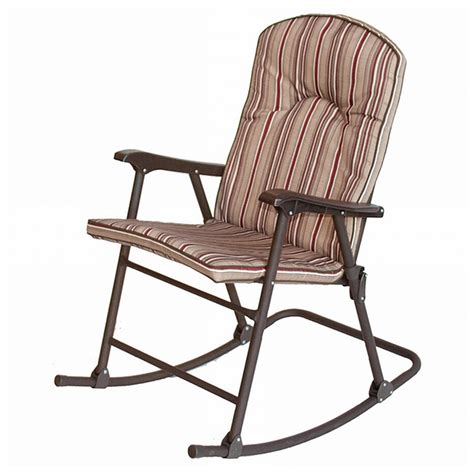 cambria padded rocker 425488 chairs at sportsman s guide