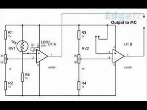 heartbeat sensor heart beat sensor circuit diagram With circuitdiagram sensorcircuit infraredsensingdrivecircuitdiagram
