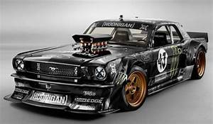 Meet Ken Block's New AWD Ford Mustang - the Hoonicorn RTR - Torque News