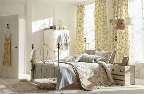 rideaux chambre à coucher shabby chic bedroom ideas for a vintage bedroom look
