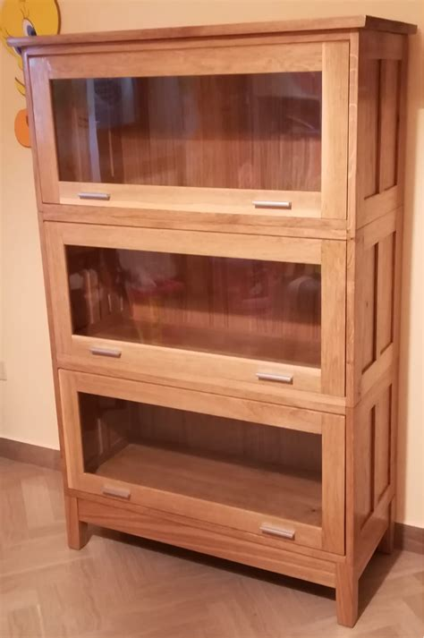 barristers bookcase  wood whisperer guild