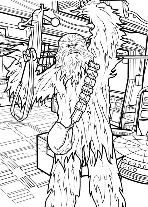 kids  funcom  coloring pages  star wars  force