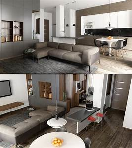 Variety, Of, Open, Plan, Living, Room, Designs, With, Luxury