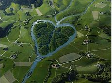 The Heart River – tributary of the Missouri River western