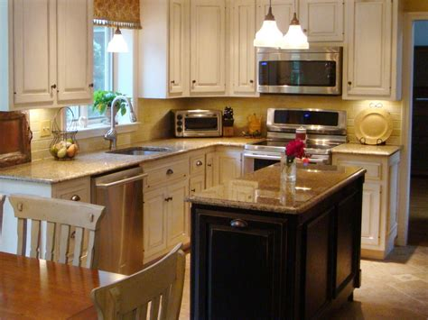 how to design a kitchen island small kitchen design ideas with island the kitchen