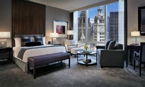 Hotel Rooms In Chicago  Trump Hotel Chicago Deluxe