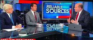 We Watch CNN's 'Reliable Sources' So You Don't Have To (1 ...